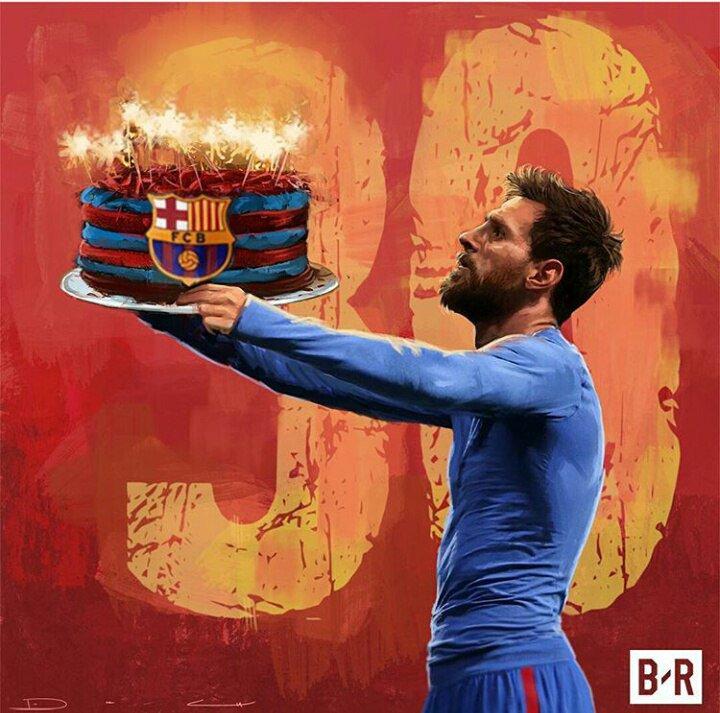 Поздравления от месси с днем рождения