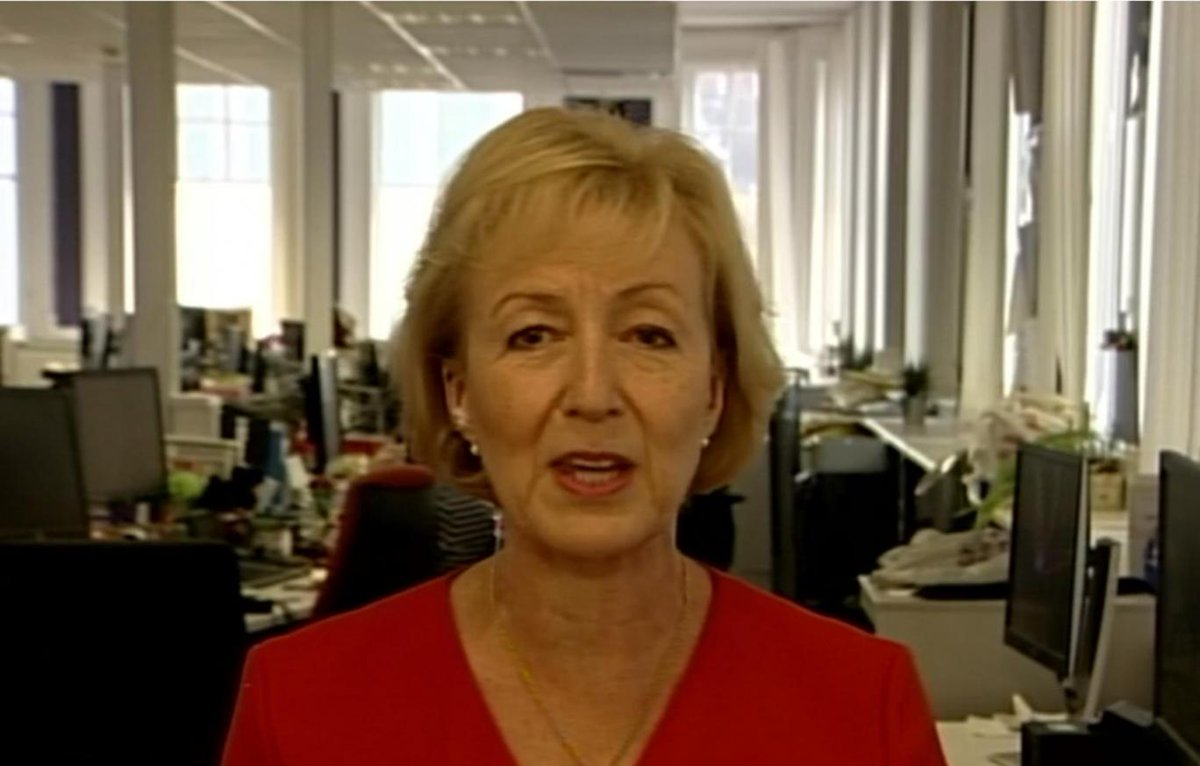 Andrea Leadsom's 'sinister' interview with BBC Newsnight https://t.co/PFhpjLNntM