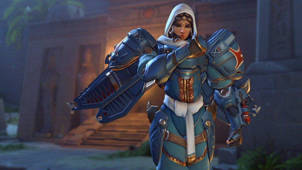 Blizzard breaks aimbots in Overwatch update https://t.co/61de67n854