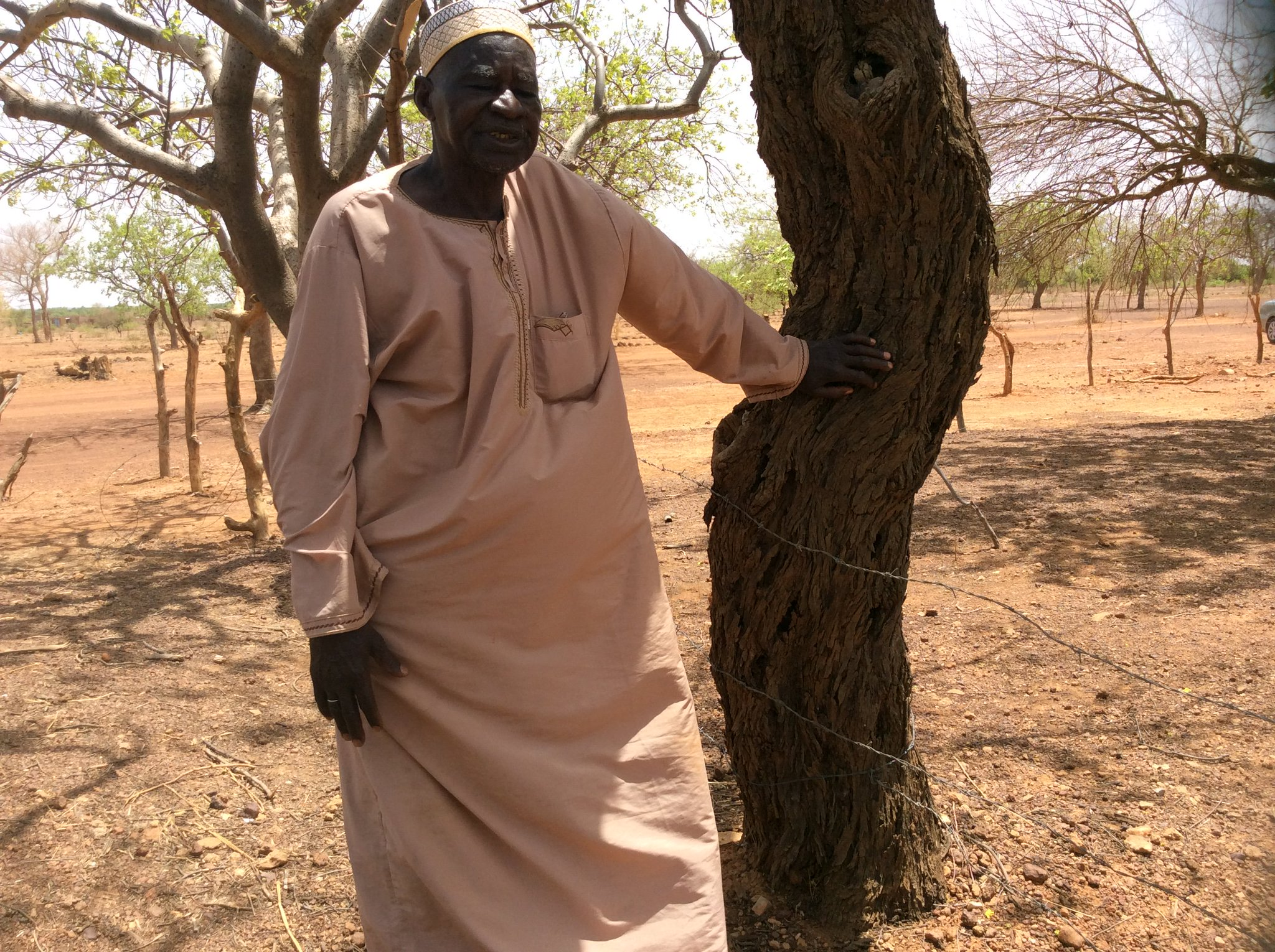 In #ImpactJournalism Day, the Burkinabe #farmer who fights #Desertification w/ #termites #StoryOfChange #agriculture https://t.co/VWnfVVmeb1 https://t.co/w1ou4GymEE