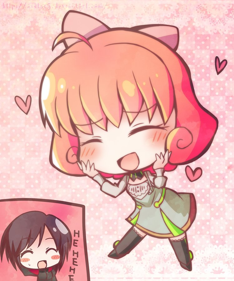 WAIT. NO. I STAND CORRECTED. THIS IS THE DEFINISON OF CUTENESS. #RWBY <br>http://pic.twitter.com/lgCHK400oH