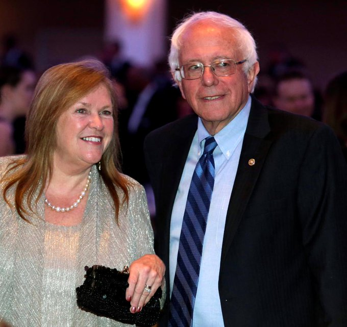 Bernie and Jane Sanders are under FBI investigation for bank fraud and have hired prominent defense attorneys: https://t.co/ci9oDWJjll