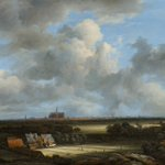 Van Ruisdael's Dutch skies simply makes you long for a tour of the Dutch country side. https://t.co/JfWoUwoWzm #TravelsMW @MuseumWeek
