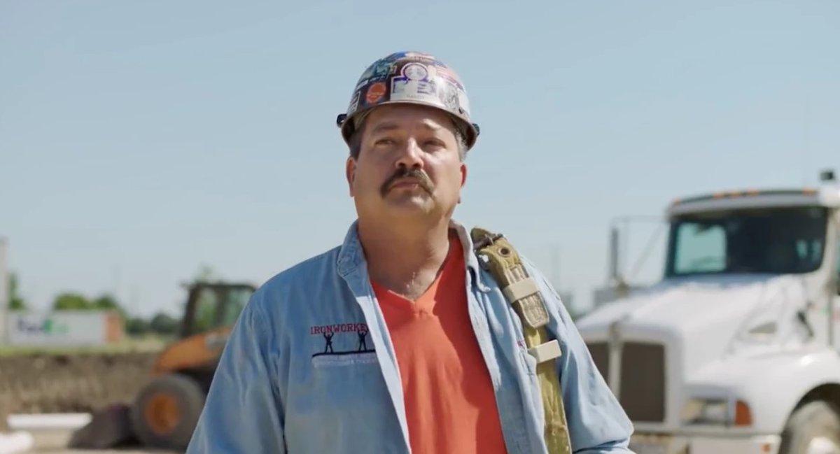 This Wisconsin iron worker went from cancer survivor to political underdog. https://t.co/kokVEK5q3F