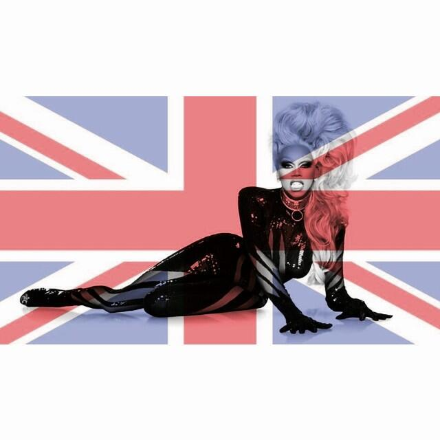 FINALÉ of #DragRace will be uploaded to @NetflixUK ASAP https://t.co/D...