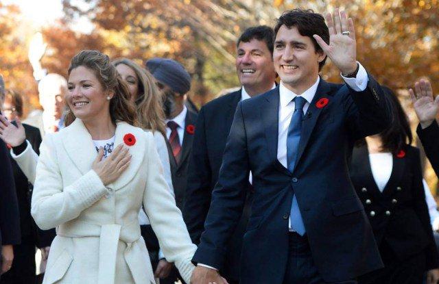 Sophie Grégoire-Trudeau's decision to wear Canadian brands is boosting domestic talents: https://t.co/zOMFosdjSB