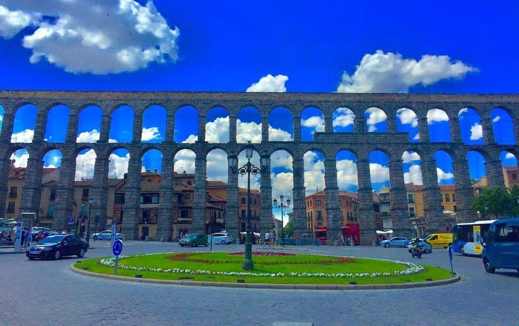 The #incredible #construction of the #roman #empire in #segovia #spain #nicepic #instagood #c<br>http://pic.twitter.com/7XO7yvqoeD