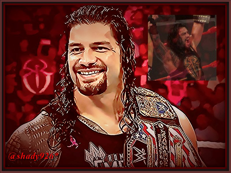 Time to his the bricks #Chief #WorkThing #OneSmileForTheladiesAlways #YouHAGD #YourTimeIsNow #BornToReign #BelieveThat @romanreigns568<br>http://pic.twitter.com/sBv0I6rdDo