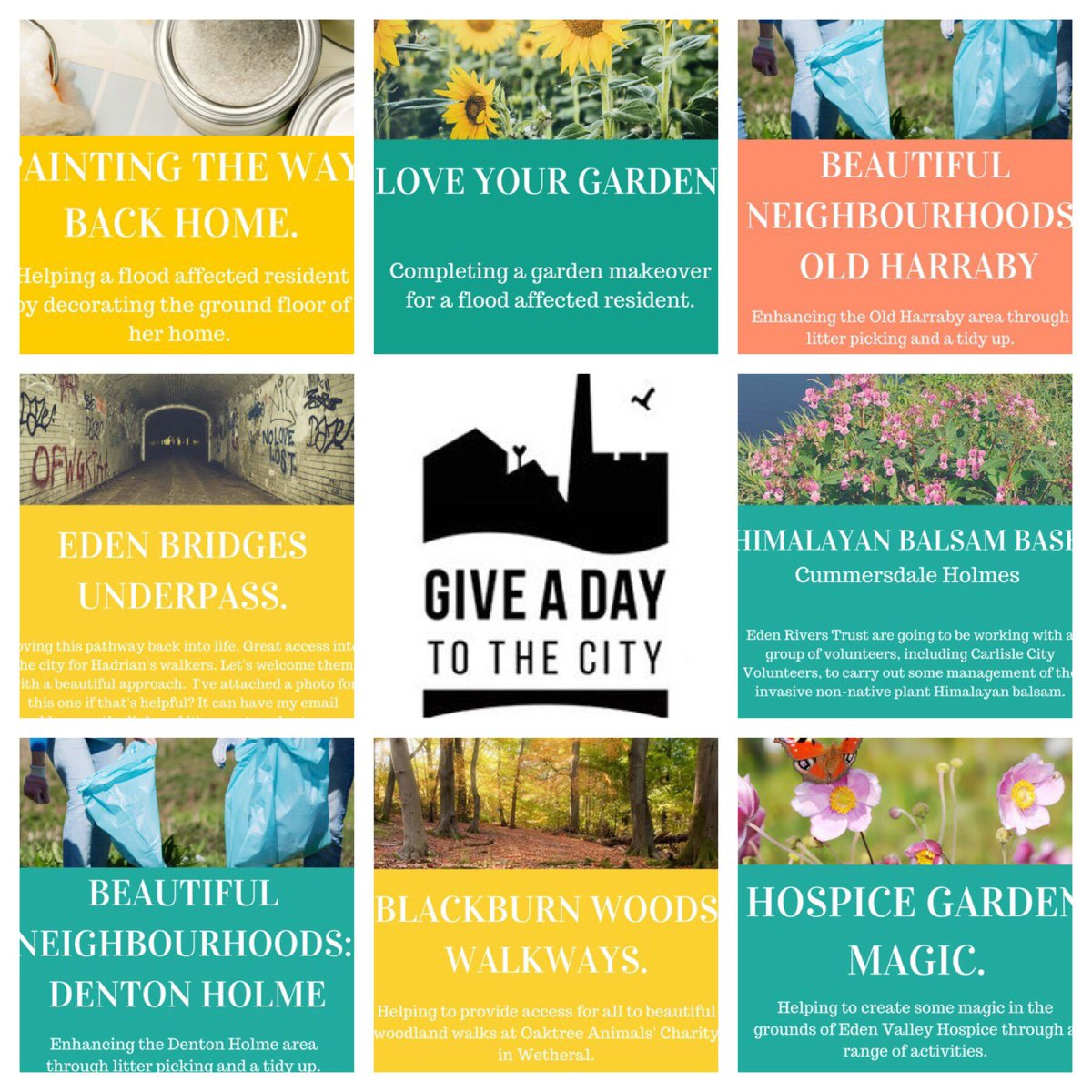 #pressrelease All you need to know about #GiveaDayCarlisle Thanks @KatieBTC  http:// mailchi.mp/1cd1fca98543/p ress-release-on-give-a-day-to-the-city-giveadaycarlisle-2017-is-on-a-roll &nbsp; … <br>http://pic.twitter.com/sMcFdxNECO