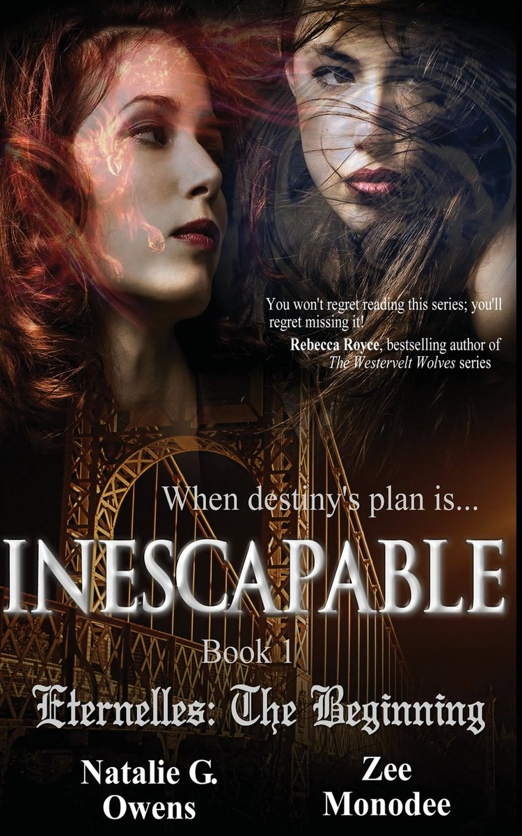 #PARANORMAL #FANTASY @natalie_g_owens †INESCAPABLE An Immortal &amp; Vampyre&#39;s Obsession! #ASMSG  http://www. amazon.com/Inescapable-Et ernelles-Beginning-Book-ebook/dp/B00CNBW1XS/ &nbsp; … <br>http://pic.twitter.com/oXRsIeJwKB