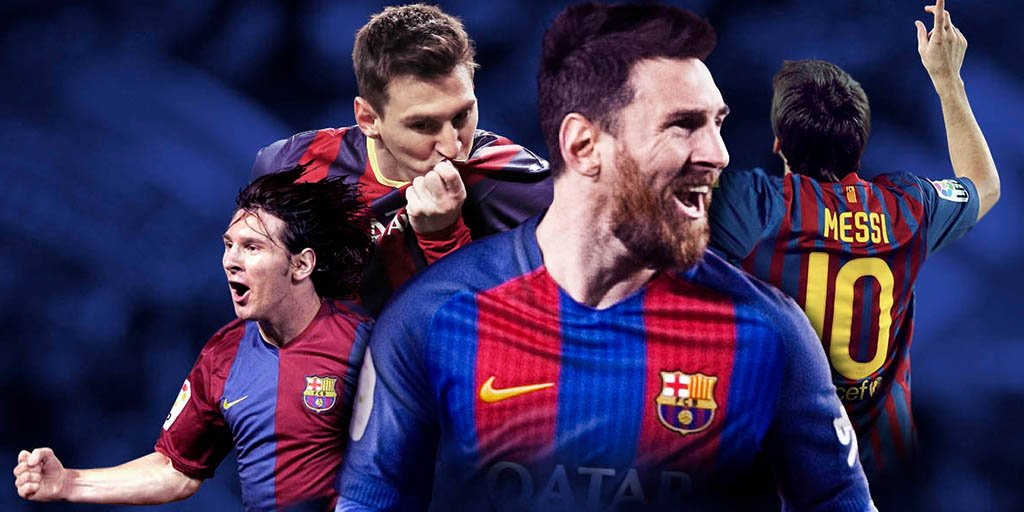 👑 Leo Messi: 3️⃣0️⃣ years old, 3️⃣0️⃣ records 👉 https://t.co/XpvGB0ki0...