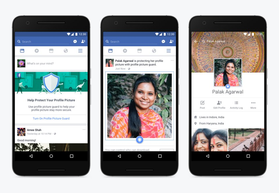 Facebook&#39;s Adding New Profile Image Tools to Protect Users from Identity Theft and Misuse  http:// ow.ly/E43M30cPeuJ  &nbsp;   #socialmedia <br>http://pic.twitter.com/rsPPlTDbmT