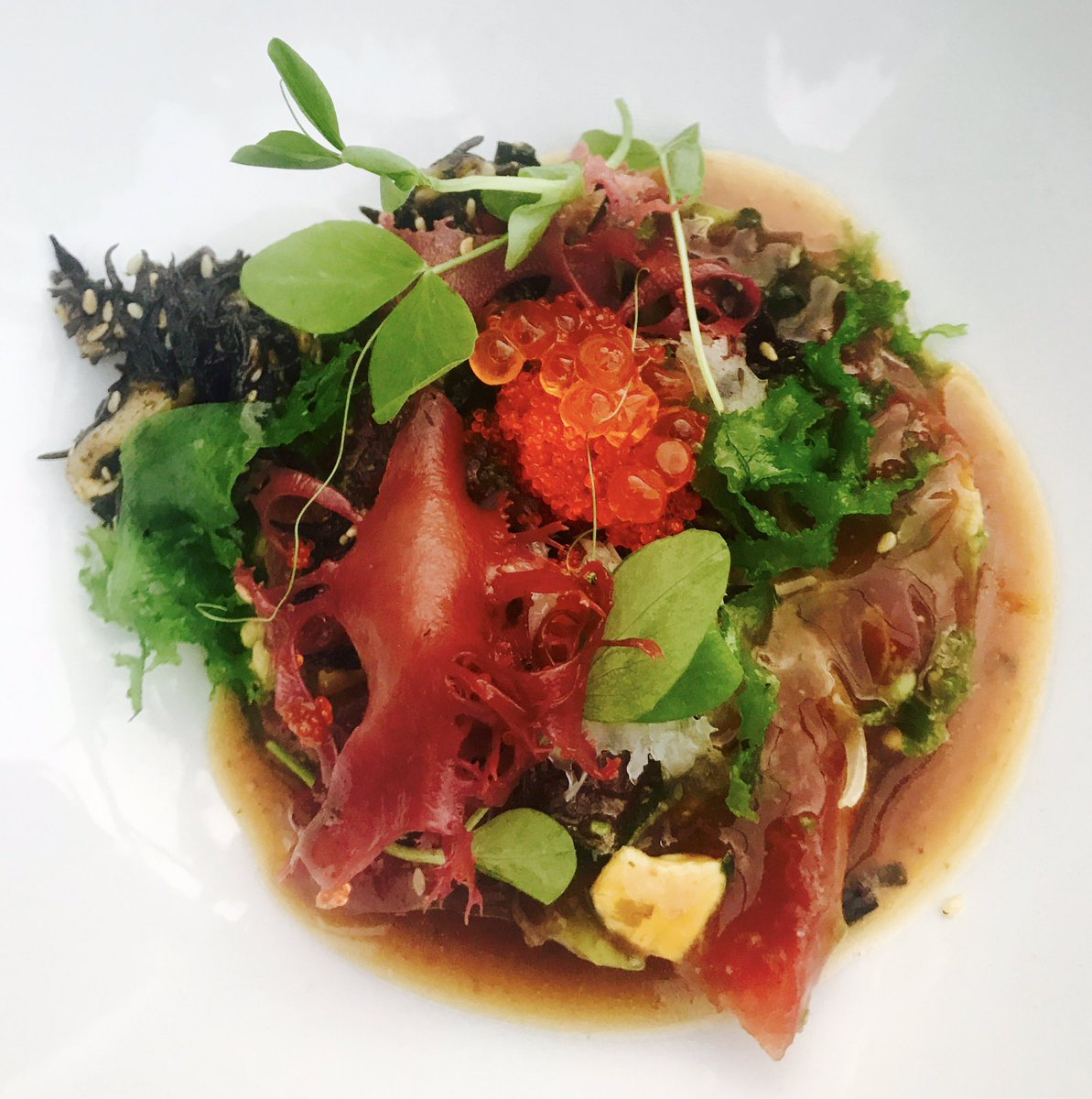 An amazing #tuna delight at De Tokio a Lima restaurant @HotelCanAlomar #palma #mallorca<br>http://pic.twitter.com/bzuBt3QIzB