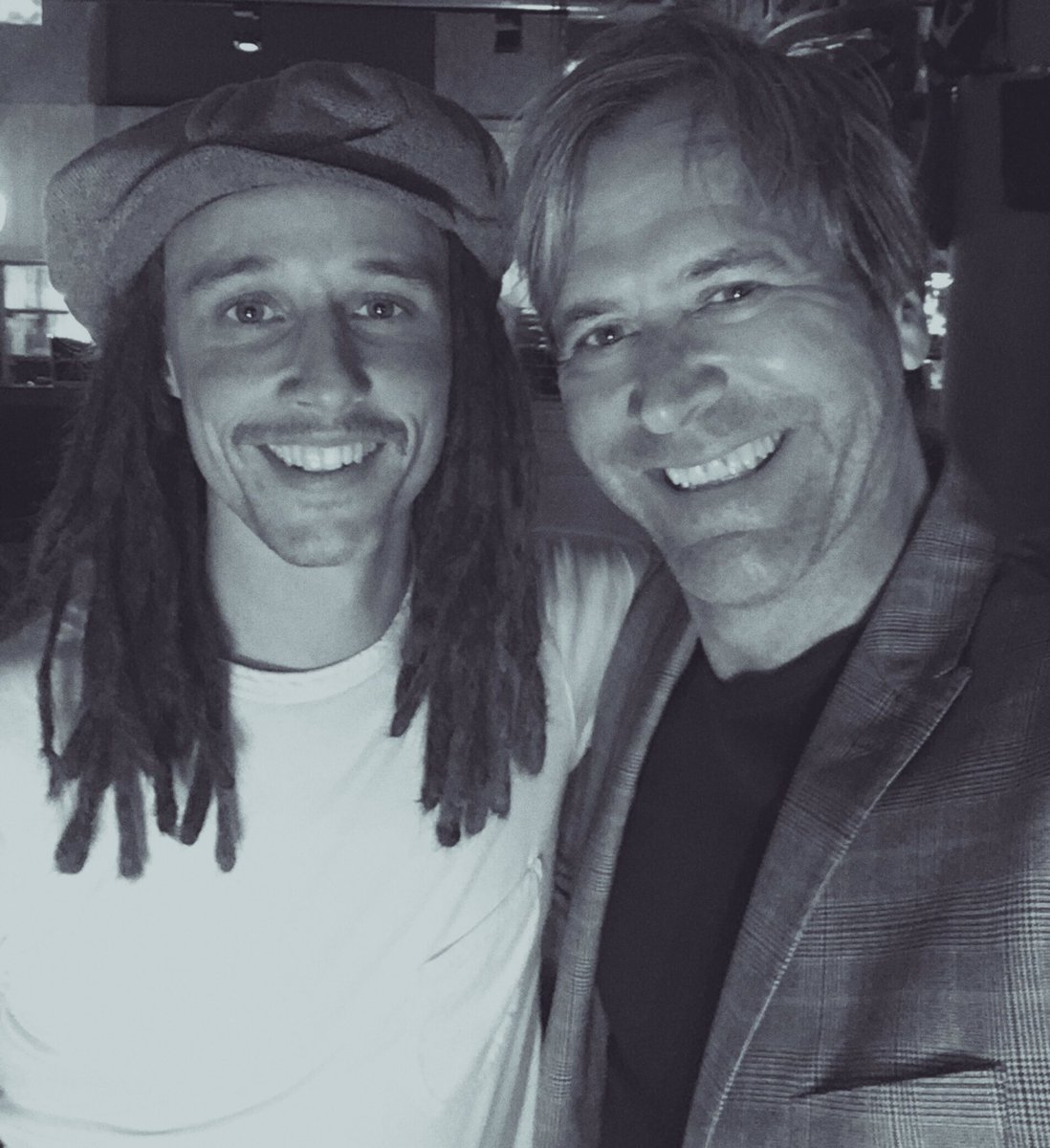 With soul man @JPCooperMusic who is as humble as he is talented. Defo...