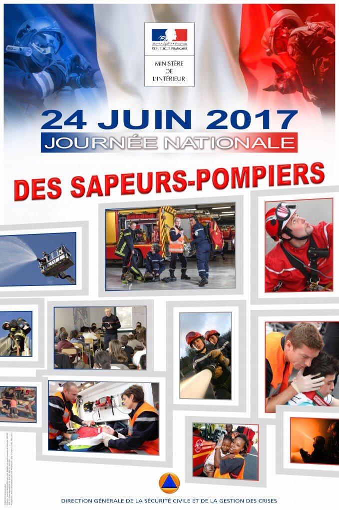 🔴🔴🔴 #JNSP2017 Journée nationale de nos sapeurs-pompiers Honneur à nos hommes de courage et bravoure qui risquent leurs vie pour nous...🚒