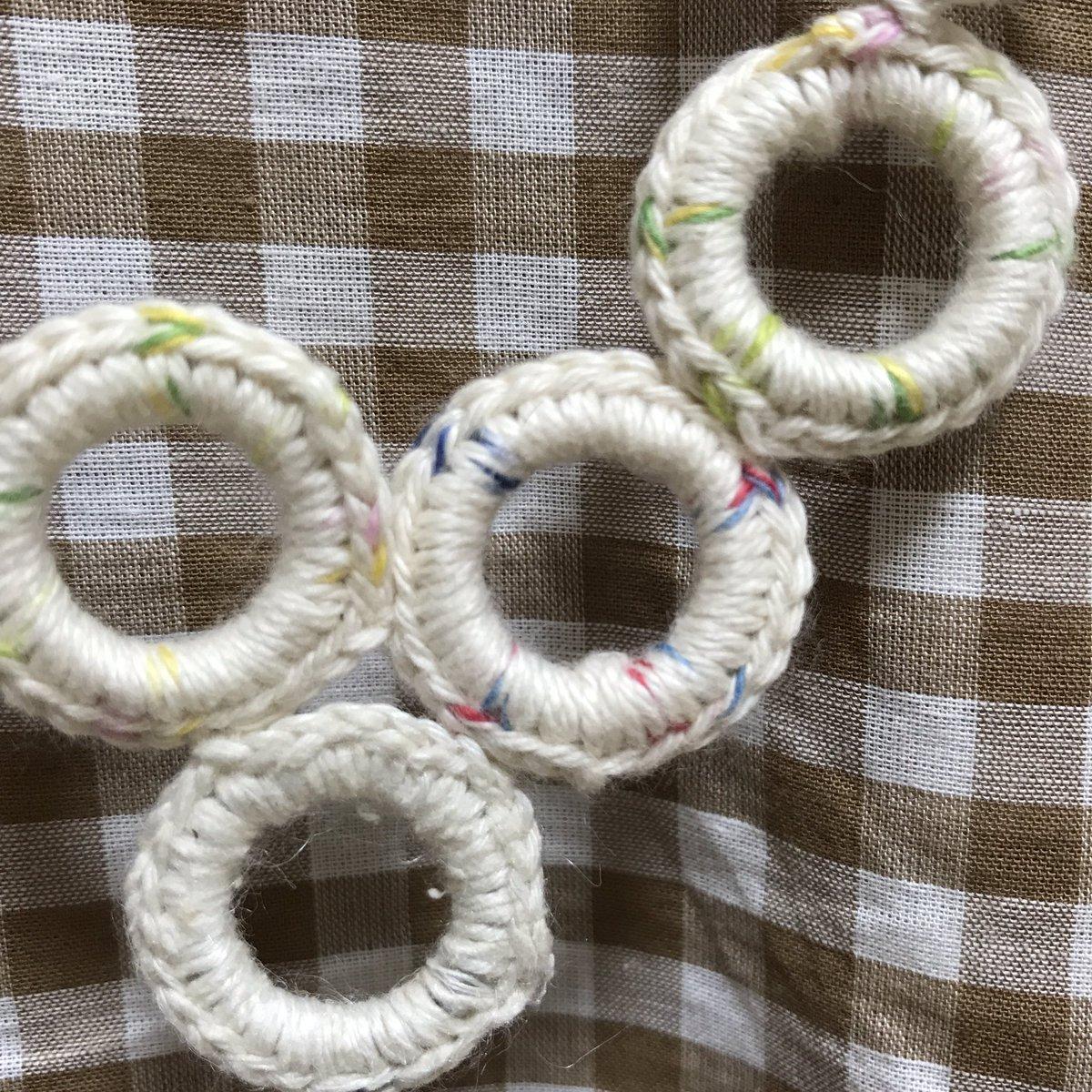 test ツイッターメディア - #セリア で買ってきた #newフラワーガーデン と #キナキナリ で #ネックレス を作ってみました 突然思いついて作ったので よ?く見ると 粗だらけ…?? https://t.co/0FczgcvGot