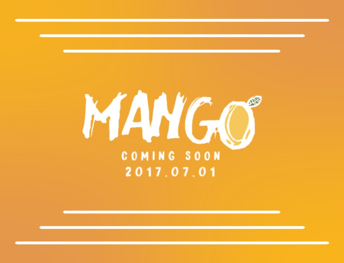 [#GRETEL] 2017.07.01 #MANGO COMING SOON <br>http://pic.twitter.com/tsMcpk1PJ9