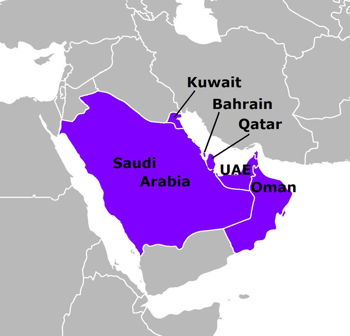 With GCC divided. It is more vulnerable to terrorist attacks. More precautions required in the coming months. #terrorism #GCC<br>http://pic.twitter.com/JoU7ZEWD47