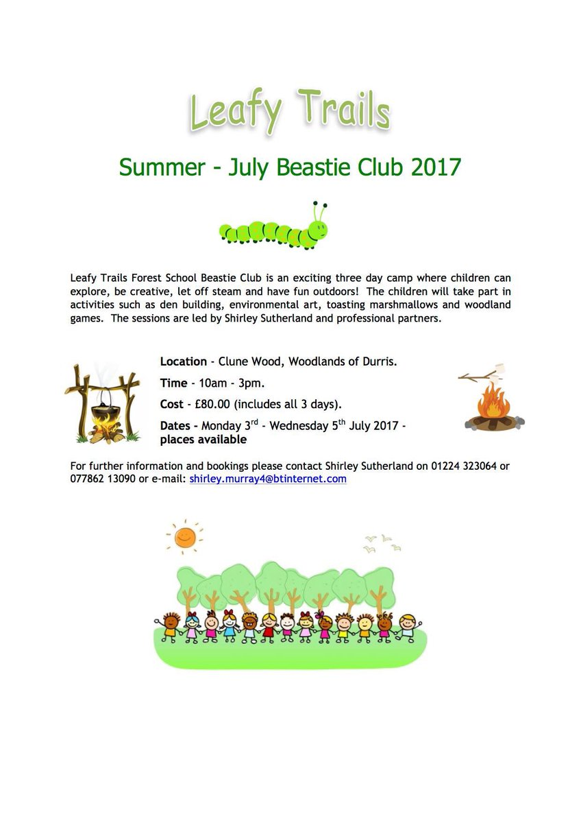 Do your kids love getting muddy and playing outdoors? Last few spaces left @LeafyTrailsFS Beastie Club #forestschool #riskyplay #messyplay<br>http://pic.twitter.com/i9DcTM94eU
