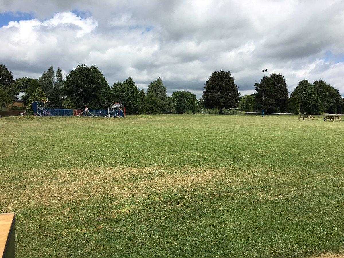 Field looking good for next week @frontrowfest #festival #music #sunsh...