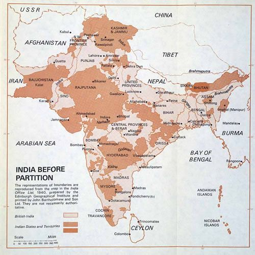 A #map of South Asia before Partition <br>http://pic.twitter.com/XJwtnEEEox