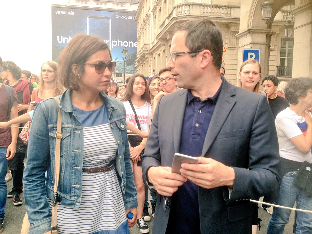 #Hamon #Benoit Hamon #hamon2017 #lgbt #gaypride #paris #ps