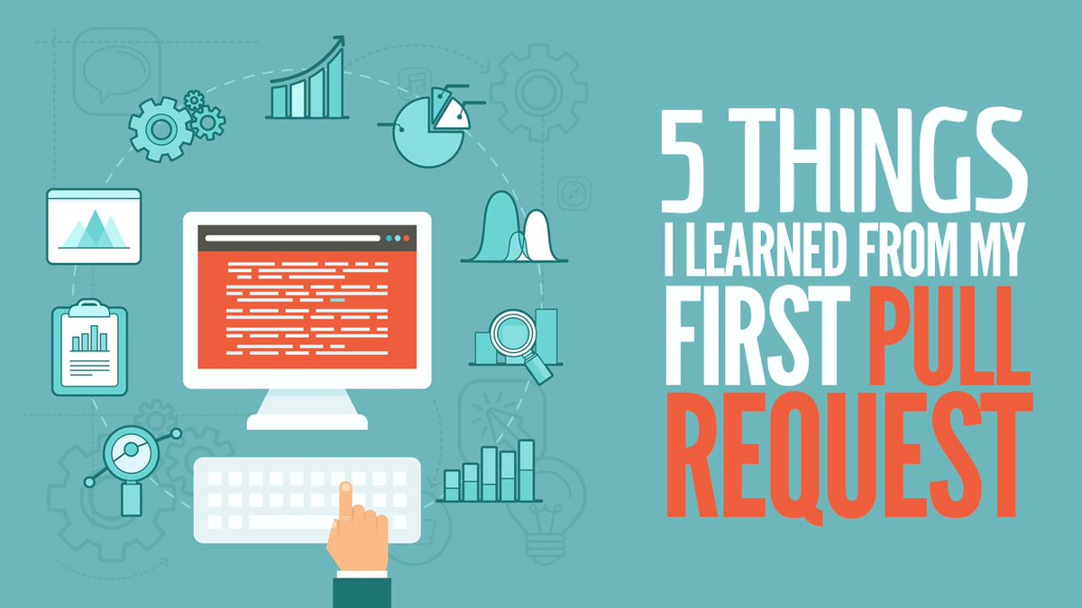 5 Things I Learned From My First Pull #Request  http:// rite.ly/jsQ8  &nbsp;   #bush <br>http://pic.twitter.com/yRgwn5FdkH