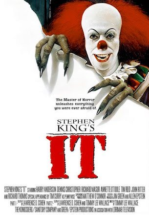 If you haven&#39;t seen the original #StephenKingsIT #StephenKing #ITTheMovie it&#39;s one right now on @spike!! #IT #Movie<br>http://pic.twitter.com/RDtAAmmiaf