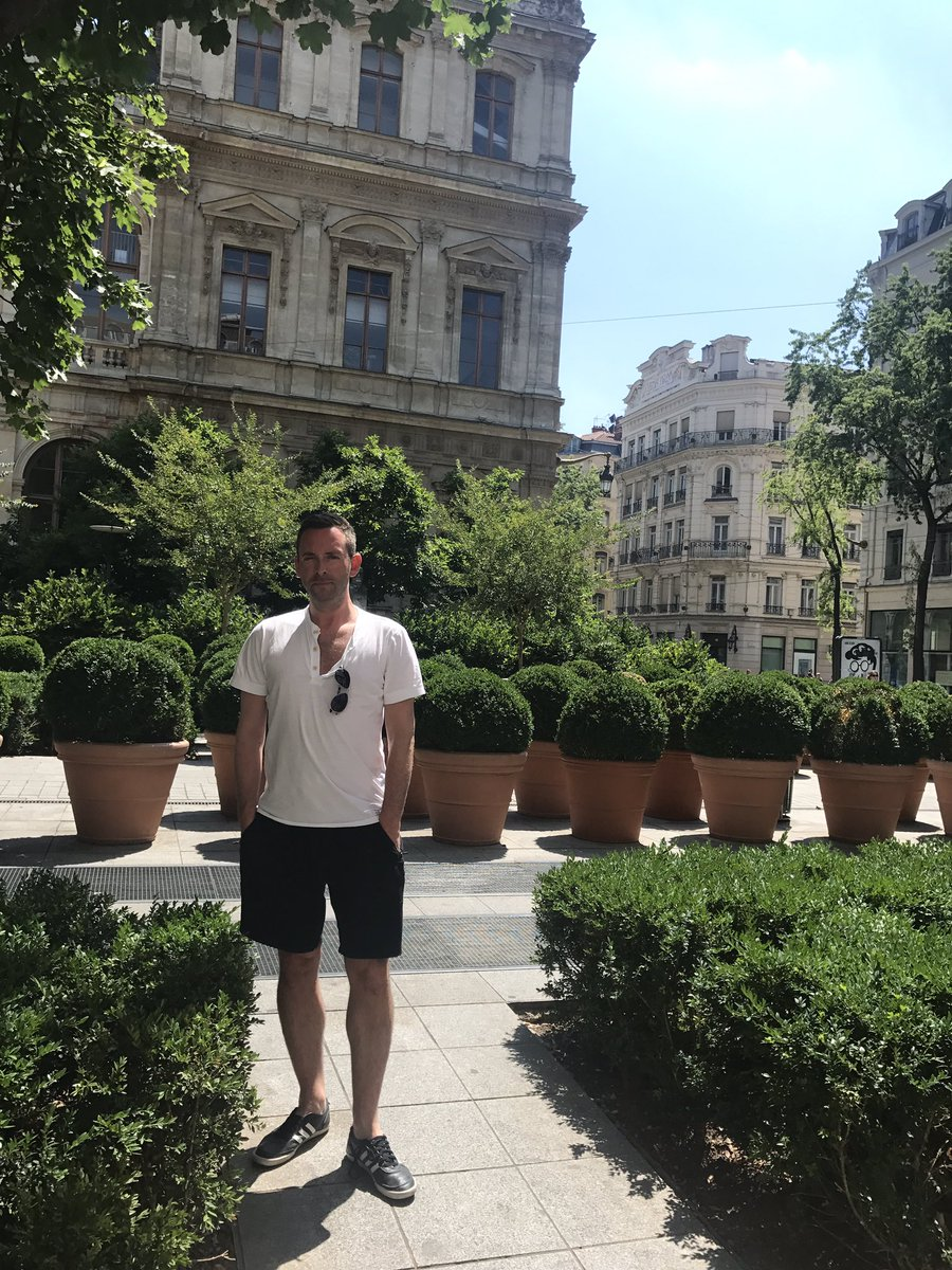Back in #Lyon. No @QuaisPolar this time.<br>http://pic.twitter.com/cpgX9XaU26