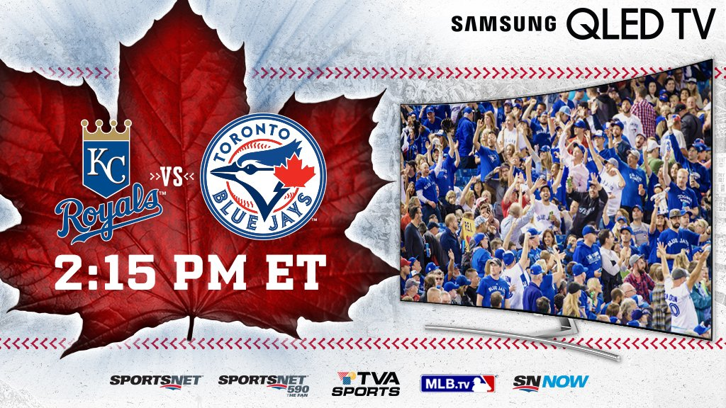 #TuneIn this afternoon as #ACEstrada takes the hill in KC!   @Sportsnet, @MLBTV  @FAN590<br>http://pic.twitter.com/sotSy88sCW