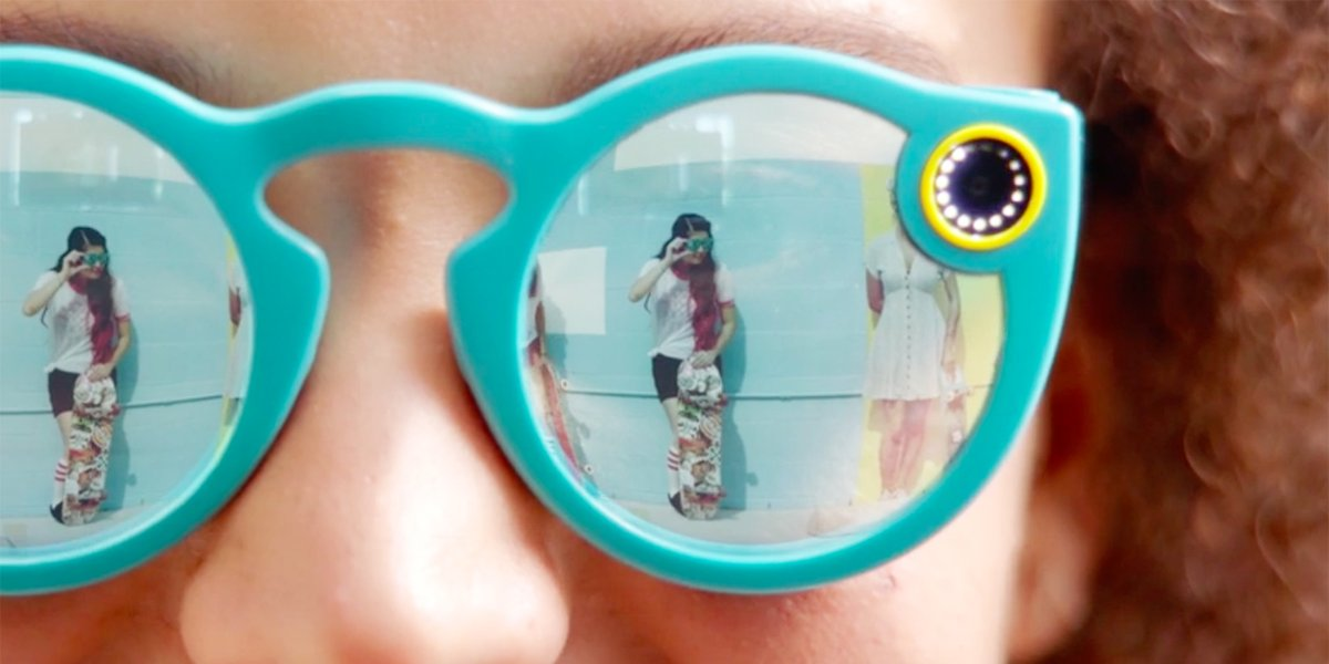 Snap Spectacles win 3 golds at #CannesLions for their 'functional, bea...