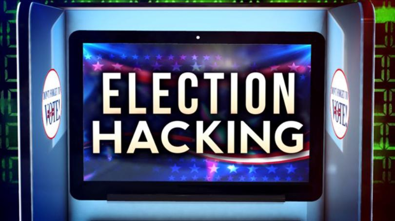 Concerned about CORRUPT.@GOP ELECTION HACKING?Follow.@mikefarb1-BRILLIANT!! #TheResistance #unhackthevote   #CNN #MSNBC <br>http://pic.twitter.com/JQrxaMvGjR