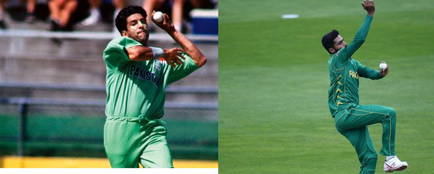 "test Twitter Media - Wasim Akram ""Mohammad Amir reminded me of my playing days"" Waqar Younis ""Hasan Ali reminded me of my younger days"" #CT17 #Cricket https://t.co/zM1XNaNru1"
