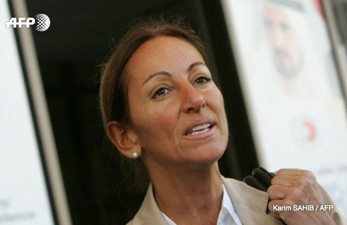 Décès de la journaliste Véronique Robert, blessée à Mossoul https://t.co/bRws2Kaxjh #AFP