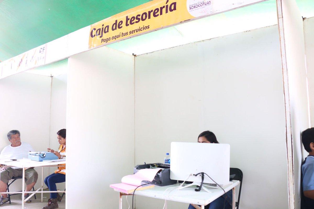 Municipio De Xoxocotlán On Twitter Se Instalaron Módulos