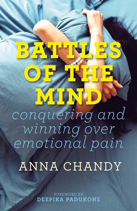 'Battles Of The Mind'out now!Go get your copy!Congratulations Aunty Anna!!!❤️ @counselloranna https://t.co/P8iFYLosEN