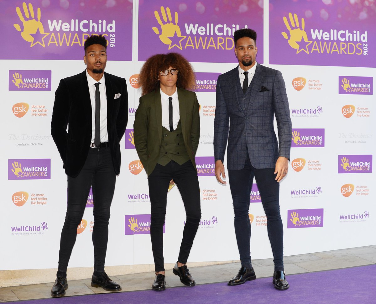 WellChild Ambassador @AshleyBanjo did brilliantly tonight on Celebrity...