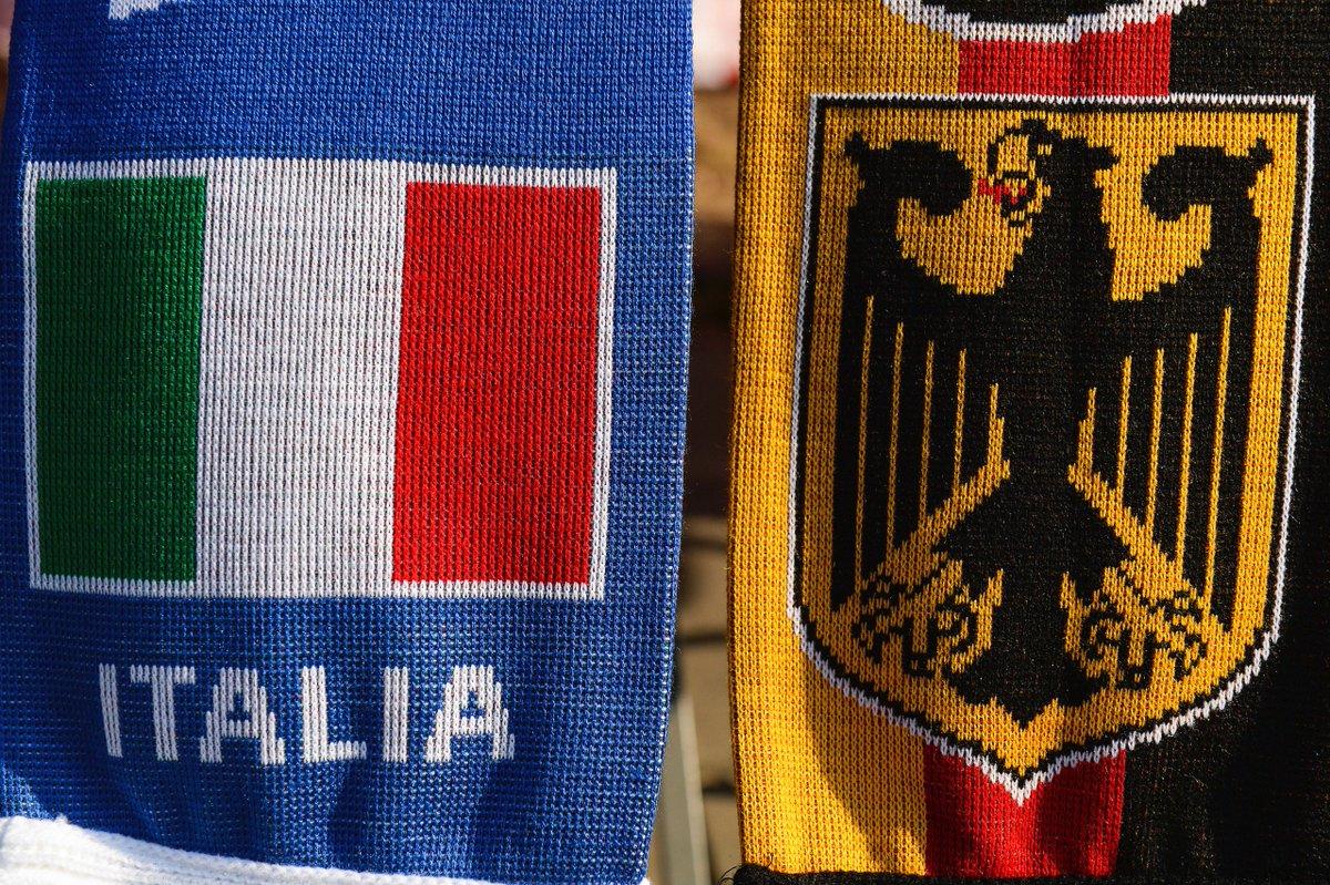 #U21EURO 🇪🇺 ⏱ E' iniziata la partita! #ItaliaGermania 🇮🇹🇩🇪0-0  Tv #Rai...