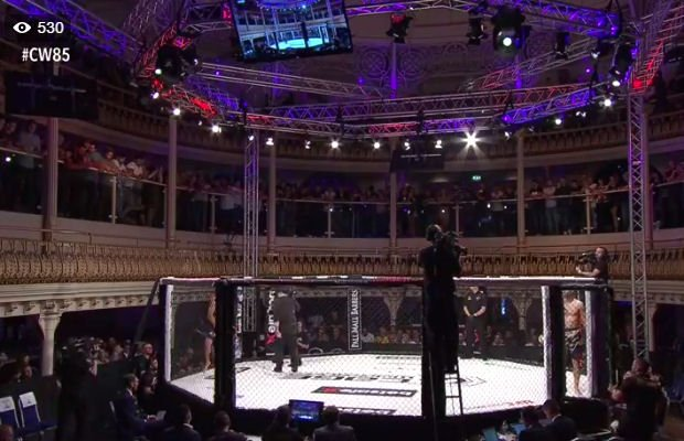 Live Video - Cage Warriors 85 Prelims   https://t.co/qVJWslpKkZ #CW85...