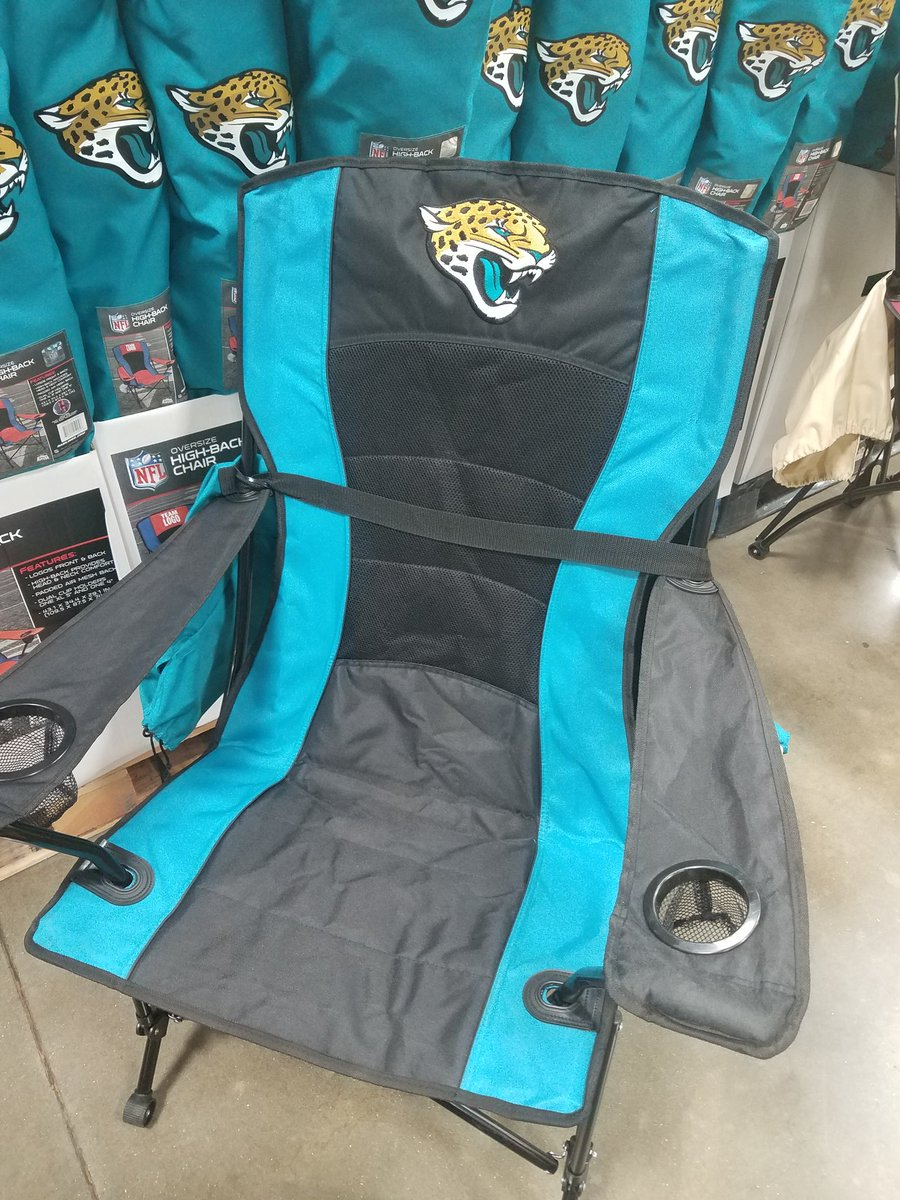 In case y&#39;all need a chair for tailgating this season! Costco!! #dtwd @Jaguars #Jaguars <br>http://pic.twitter.com/Uk1pJvcLy5