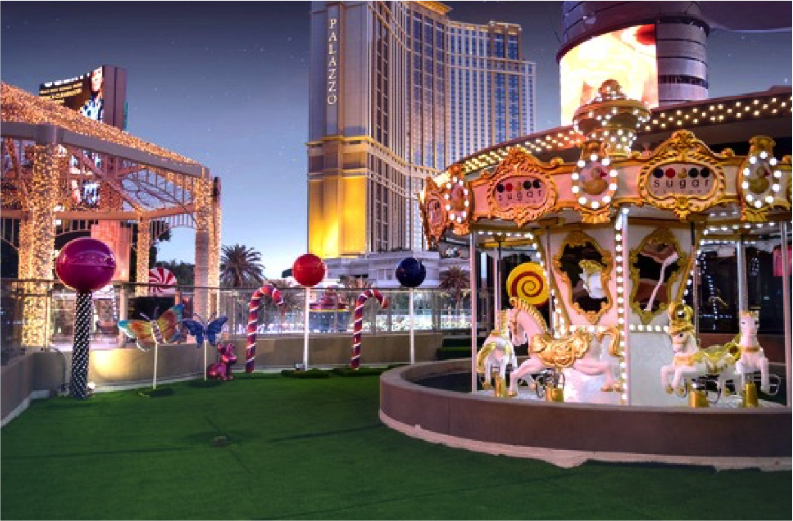Have you checked out our whimsical Candyland yet? #Vegas #ChocolateLou...