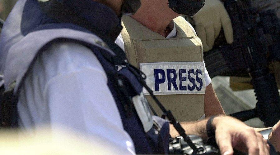 French journalist dies after landmine blast in ISIS-besieged Mosul htt...