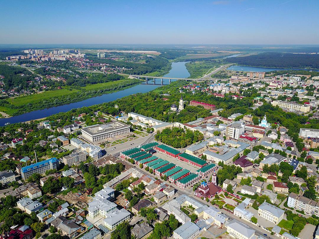 фото город калуга работа подглядывает