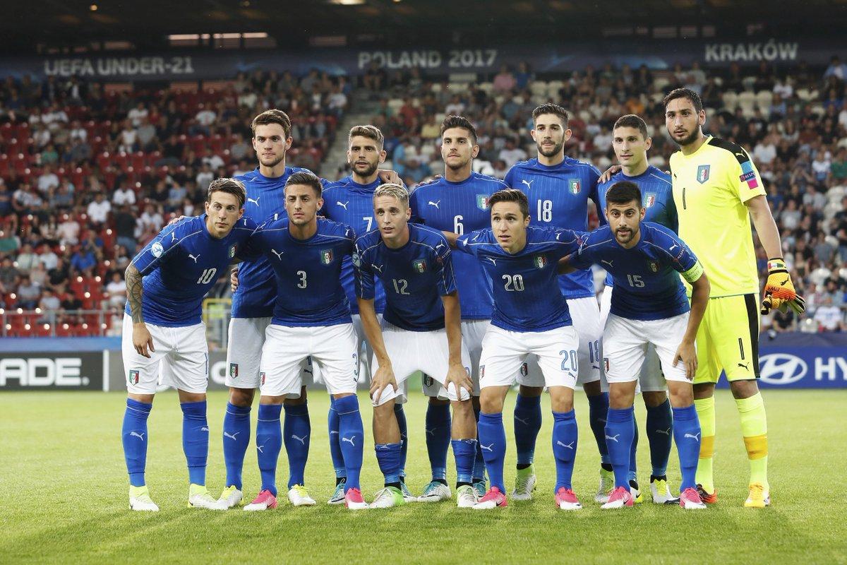 #U21EURO 🇪🇺 Al 20' #ItaliaGermania 🇮🇹🇩🇪0-0   Tv #Raiuno #Azzurrini #U...