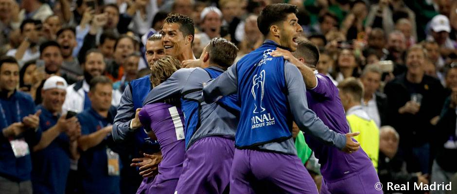 #RMUCL  #RealMadrid surpassed the 500-goal mark in the Champions League Final!     http:// bit.ly/RMUCL_500Goals  &nbsp;    #HalaMadrid<br>http://pic.twitter.com/wclLoNmVNz