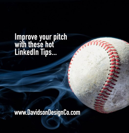 Hey #MLB —hot tips from #LinkedIn dramatically improve new #business pitch results  http://www. davidsondesignco.com/improve-your-p itch-pro-sales-tips-with-linkedin.html &nbsp; …  #startup #marketing #sales #SEO<br>http://pic.twitter.com/WUq4JfDu2C