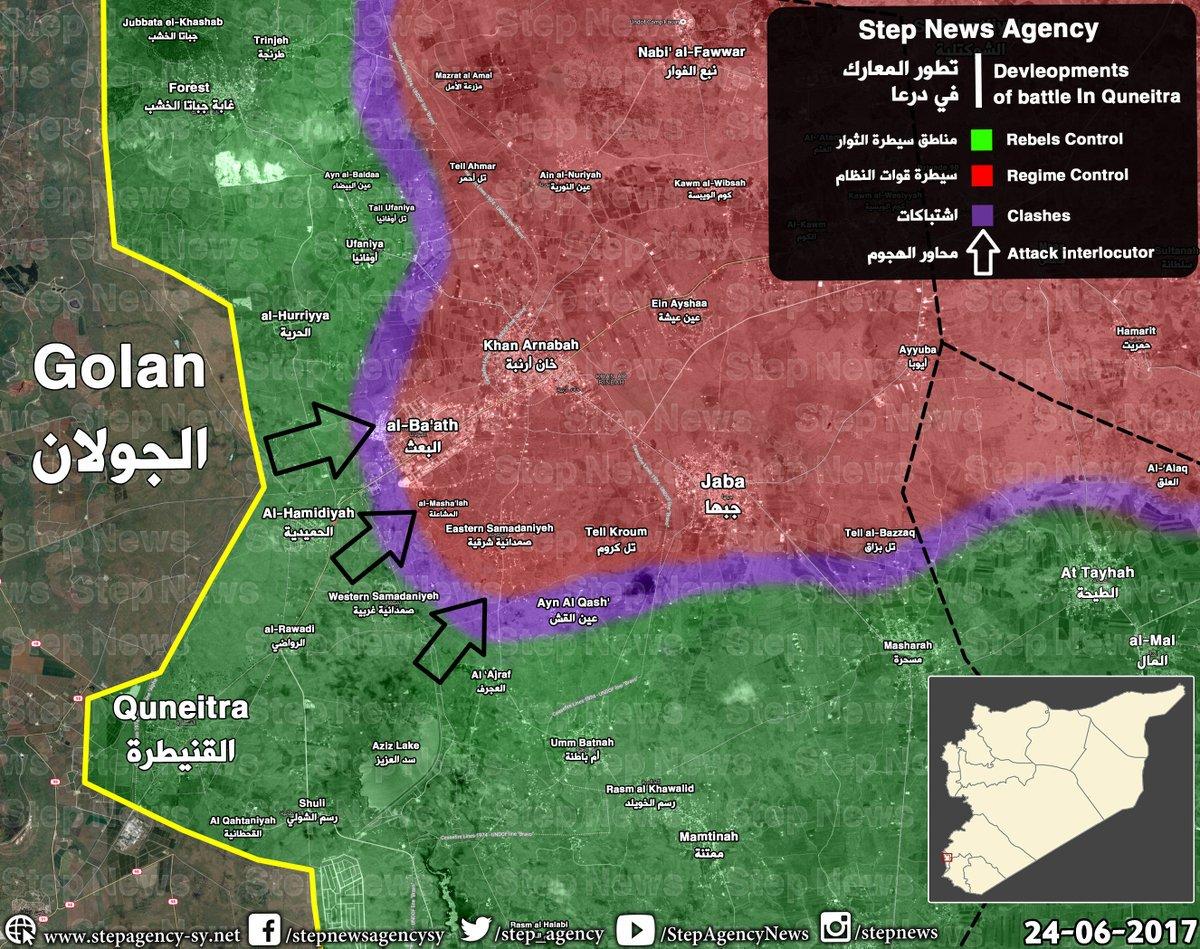Syrian War: News #14 - Page 2 DDGBFUuXcAAvUBV