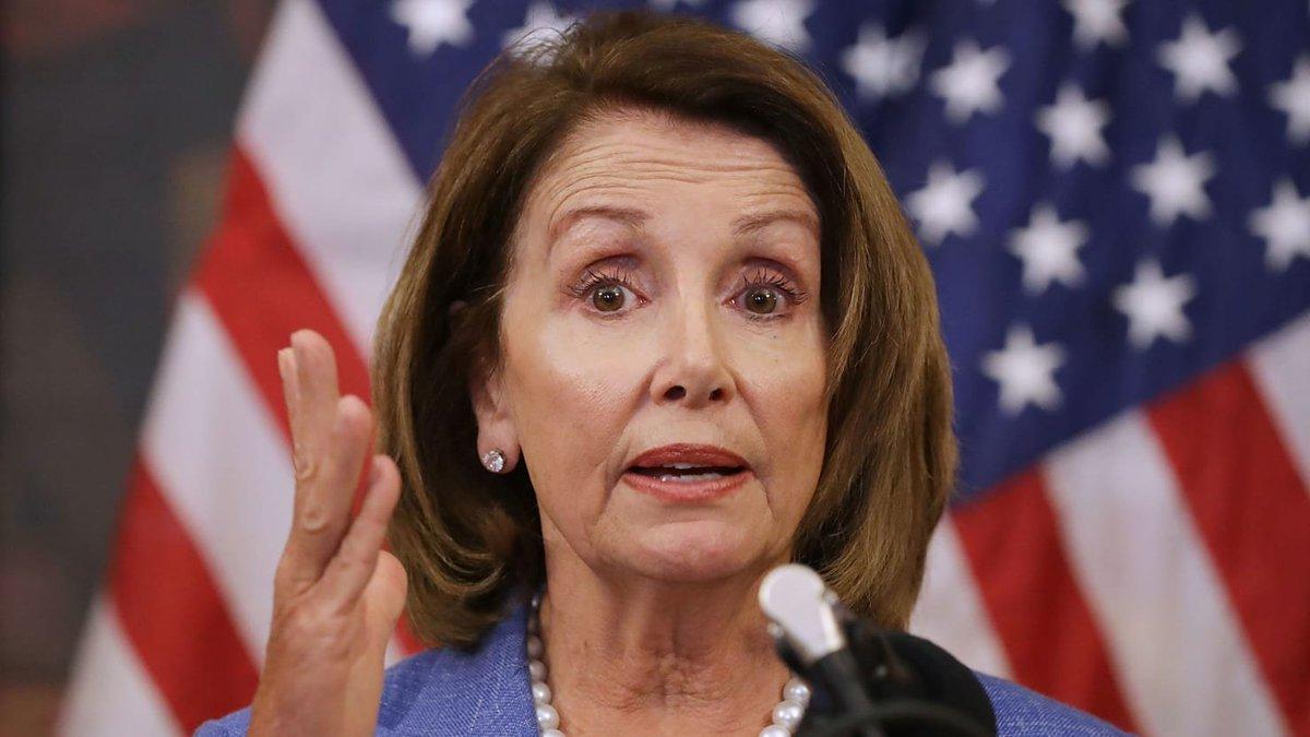 Hands Off Nancy Pelosi! https://t.co/IWXjDpzMPk