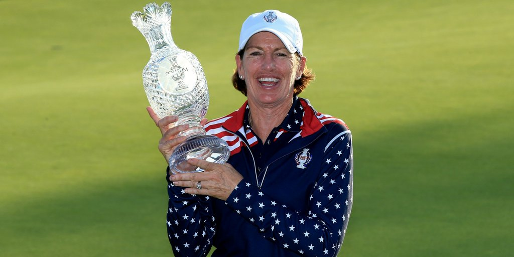 Big Happy Birthday shout out to captain @JuliInkster! We hope you have...