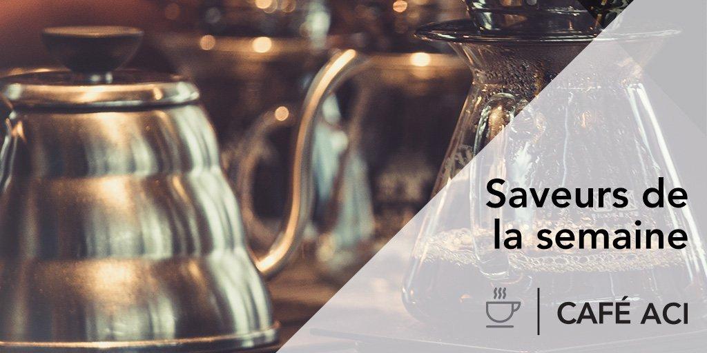 test Twitter Media - Rien de mieux que de nouvelles #Saveursdelasemaine du #CaféACI pour célébrer le 1er week-end de l'été. Savourez! ☕ https://t.co/J1YuMtEDDm https://t.co/i1ffOiTFY9